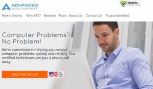 advanced tech support scam