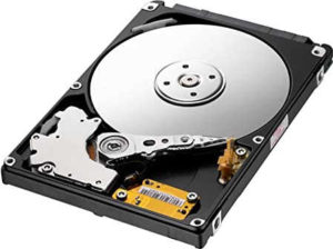 old hard drive slow computer